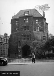 Newcastle Upon Tyne, Black Gate 1952