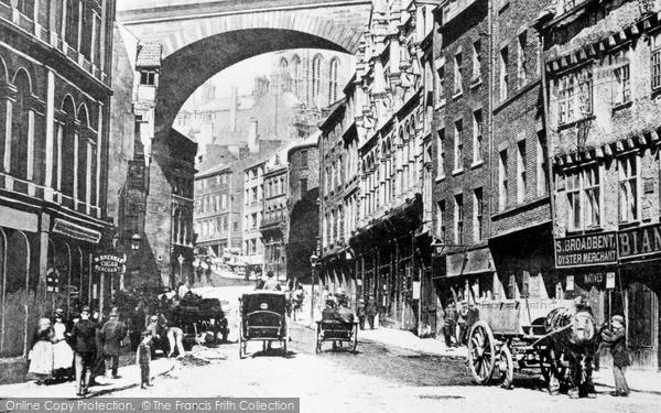 Photo of Newcastle Upon Tyne, c1890, ref. N16303x