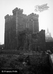 Newcastle Upon Tyne, Castle 1949