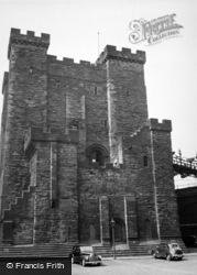 Newcastle Upon Tyne, Castle 1952