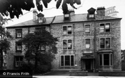 Newcastle Upon Tyne, Sanderson House Hotel c.1955