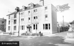 Newcastle Upon Tyne, Sanderson House Hotel c.1960