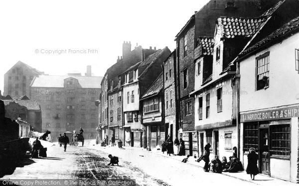 Photo of Newcastle Upon Tyne, Sandgate 1900, ref. N16312