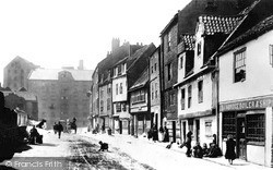 Newcastle Upon Tyne, Sandgate 1900