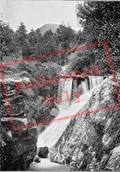Newcastle, Upper Falls, Donard c.1900