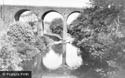 The Viaduct c.1930, Newcastleton