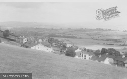 Newchurch In Pendle, General View c.1960