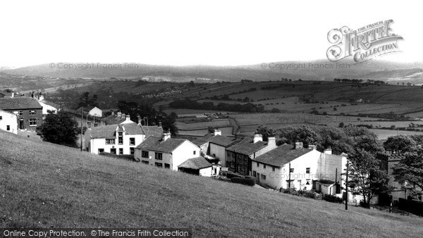 Photo of Newchurch In Pendle, General View c.1960
