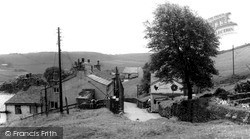 Newchurch In Pendle, The Village c.1955