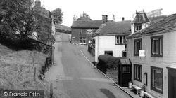 Newchurch In Pendle, The Village c.1960