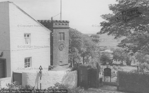 Photo of Newchurch In Pendle, The Village c.1960