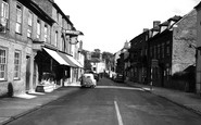 Newent, Church Street c.1955
