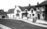 Photo of The Kings Arms c1955, Newent