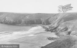 Newgale, Cwm-Mawr c.1955