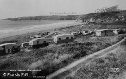Newgale, General View c.1960
