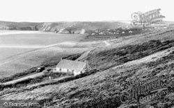Newgale, The Old Welsh Road 1954