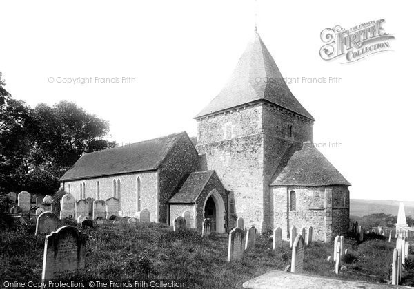 Photo of Newhaven, Church Of St Michael And All Angels 1890