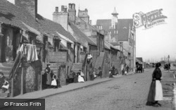 Fishermen's Cottages 1897, Newhaven