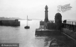 Harbour 1897, Newhaven