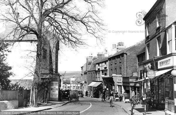 Photo of Newhaven, High Street c.1950