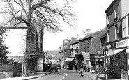 Newhaven, High Street c1950