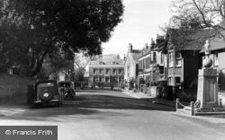 Newhaven, Meeching Road c.1950