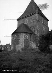 St Michael's Church 1961, Newhaven