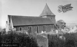 Newhaven, St Michael's Church c.1960