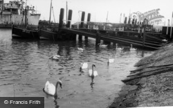 Newhaven, Swans c.1960