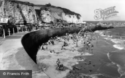 Newhaven, The Beach c.1965