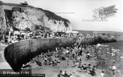 The Beach c.1965, Newhaven