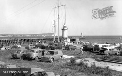 Newhaven, The Lighthouse c.1960