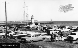 Newhaven, The Lighthouse c.1965