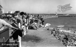 The Promenade c.1965, Newhaven