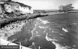 Newhaven, The Sands c.1965