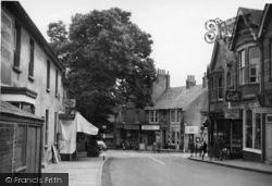 Newhaven, Town Centre c.1950
