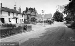 Church Street c.1960, Newick