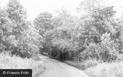 Newick, Fletching Common c.1965