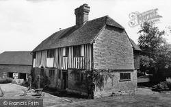 Fount Hill Farm c.1965, Newick