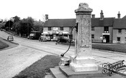 Newick, High Street c1955