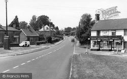 High Street c.1965, Newick