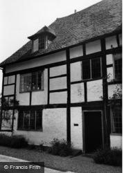 Newick, Manor House c.1965