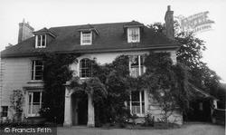 Newick Lodge c.1965, Newick
