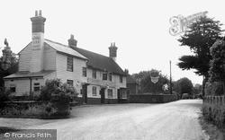 Newick, Royal Oak c.1955