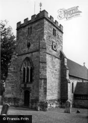 Newick, St Mary's Church c.1965