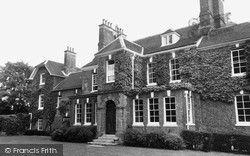 The Old Rectory c.1965, Newick