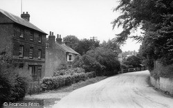 Newick, The Village c.1955