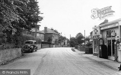The Village c.1955, Newick