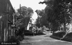 Western Road c.1955, Newick