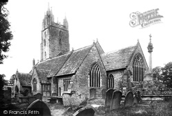 Newland, All Saints Church 1893